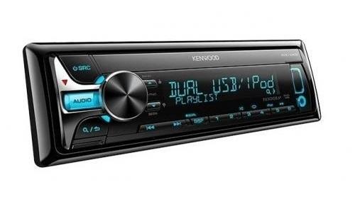 رادیو پخش kenwood