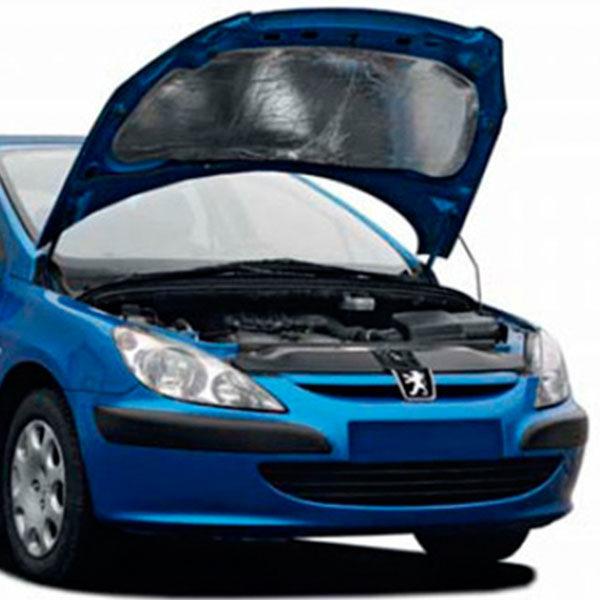 عایق صوتی حرارتی درب موتور خودرو STP Hood Solution