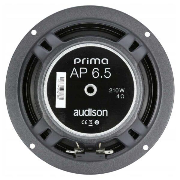کامپونت Audison APK 165