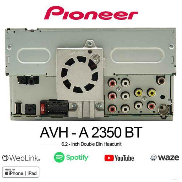 پخش تصویری پایونیر Pioneer AVH-A2350BT