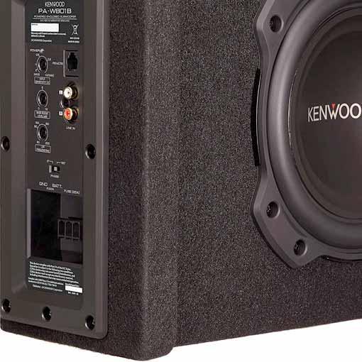ساب اکتیو کنوود Kenwood PA-W801B