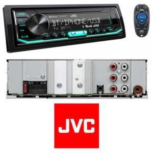 رادیو پخش جی وی سی JVC KD-X462BT