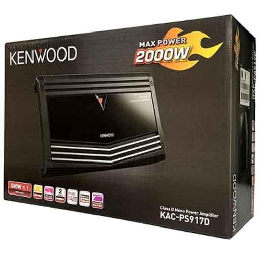آمپلی فایر مونو کنوود Kenwood KAC-PS917D