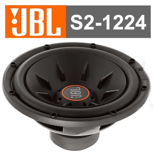 ساب جی بی ال JBL S2-1224