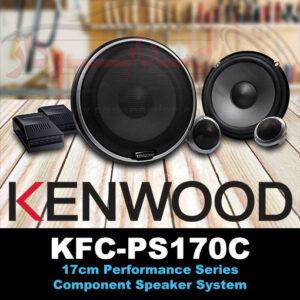 کامپوننت کنوود Kenwood KFC-PS170C